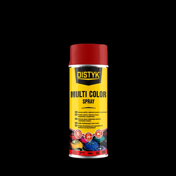 Opravná barva DISTYK multi color spray 400 ml / RAL 6005